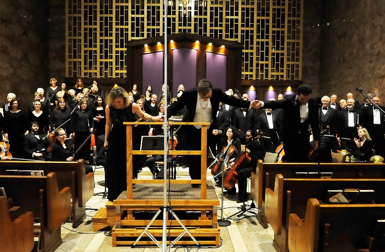 Faure Masterworks March 2015 concert photo