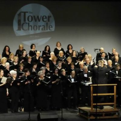 Choir from the Dream a Little Dream concert