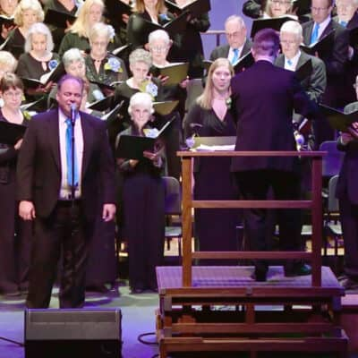 A Splash of Music: From Bernstein to Billy Joel concert photo from May 2018