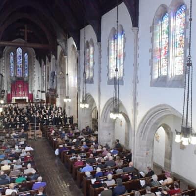 Dvořák & Pärt Masterpieces concert photo from March 2019