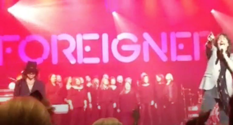 Foreigner Concert thumbnail