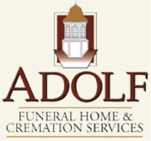 Adolf Funeral Home logo