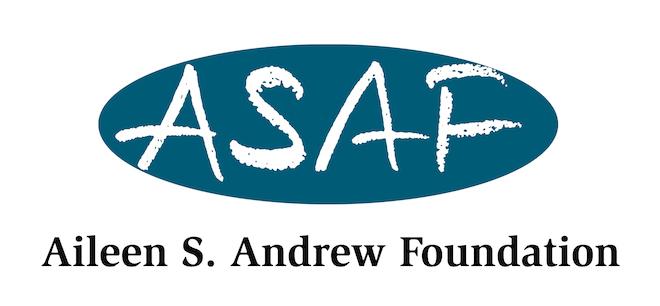 Aileen S Andrew Foundation logo