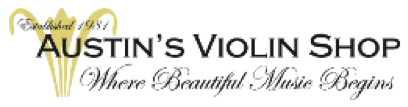 Austin's Violin Shop logo