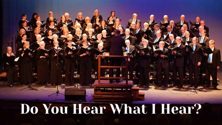 Do You Hear What I Hear video thumbnail