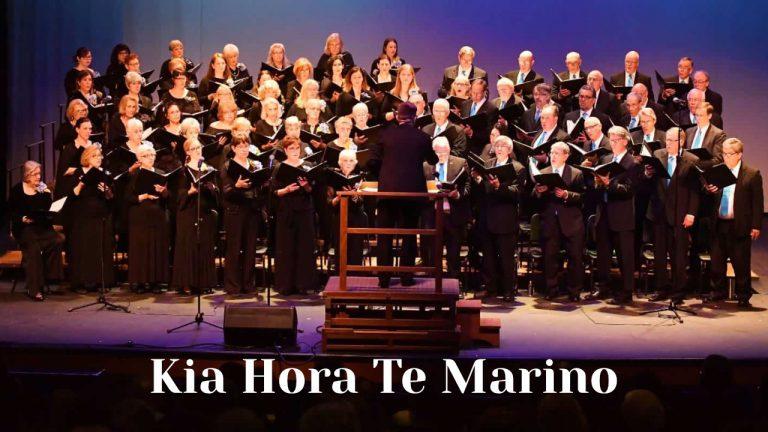 Kia Hora Te Marino video thumbnail
