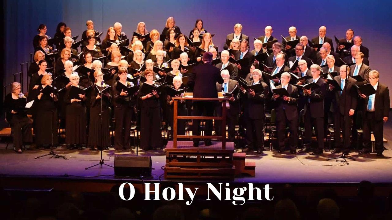 O Holy Night video thumbnail