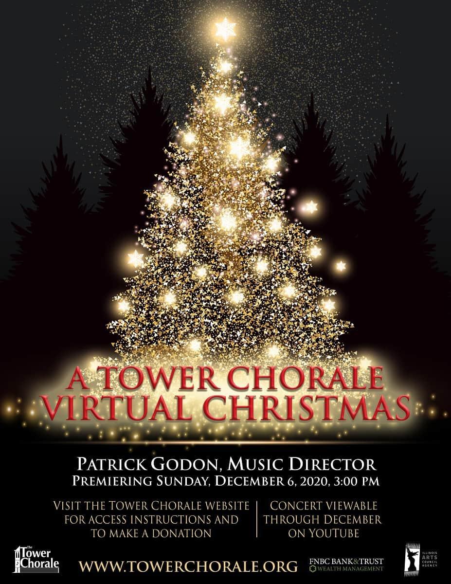 A Tower Chorale Virtual Christmas