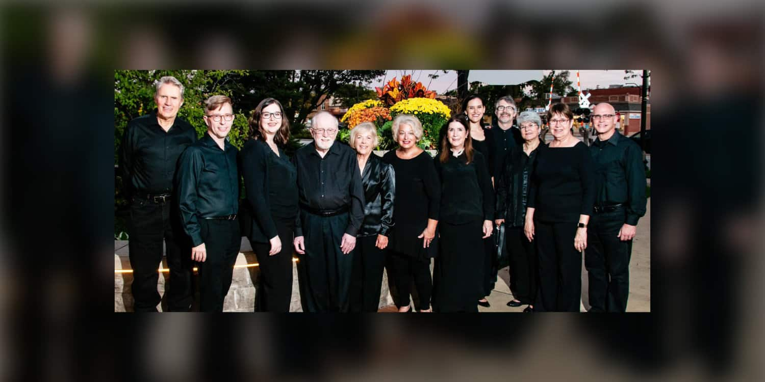 The Tower Chorale volunteers